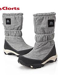 Punta cerrada/Punta redondeada/Botas a la rodilla/Botas por encima de la rodilla/Zapatillas de deporte/Zapatos Casuales ( Gris claro) -