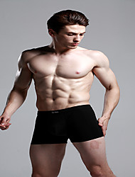 The British Guardian Pants Waist Fever Summer Thin Breathable Boxer Men Health Underwear Underwear Black Modal Energy