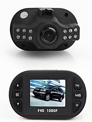 Mini Black Box 1.5'' TFT Full HD 1080P Car Dvr Camcorder With 12-LED IR Night Vision