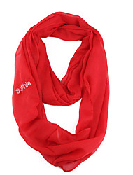 Personalized Fashion Color Scarf Scarf Ms.
