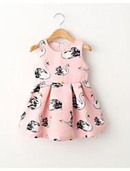 BONITO Girl Little Swan Princess Jumper Skirt