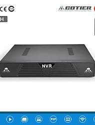 Cotier®8CH NVR 1U/P2P cloud/HDMI/1080P/960P/720P N8/1U-M