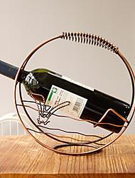 europeu rack de vinho vintage