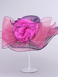 Sombrero Floppy ( Lino ) - Mujer - Bonito/Fiesta