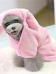 45X50CM Cute Pet Doggy Blanket Pet  Japan Popular Animal Clothing (Random Color)