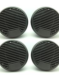 "4PCS 3"" Inch Heavy Duty Waterproof Marine Outdoor Speakers for SPA Boat Motorcycle ATV Tractor UV-Proof 280Watts"