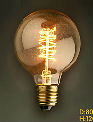 Ecolight® Ecolite TM E27 40W 3700K Warm White Loft Retro Industry Incandescent Bulb Edison Bulb(AC220~265V