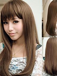più di seta di vendita diritte parrucche dei capelli anteriore vergini umani per le donne 10 '' - 26 '' charming sexy africano parrucche