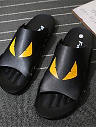 Men's Shoes Casual  Sandals Black/White