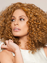 European And American Black Women Fashion Caps Short Curl Hair The Ephedra
