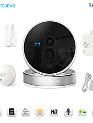 Snov 720P Wireless IR IP Camera Home & Business Cube IP Camera Alarm, Security IP Camera Alarm, Baby Monitor, APP