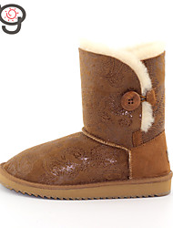 MG Winter Shoes Snow Boots Keep Warm  New Fashion Ankle Boots Women shoes