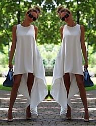 MIMIWomen's Dresses , Cotton Sexy/Casual MIMI