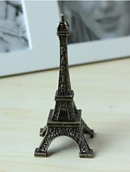10 centímetros Torre Eiffel brinquedo decoração
