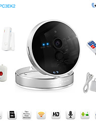 Snov® Box IP Camera 720P Night Vision IR-cut Day Night Motion Detection Wifi Wireless