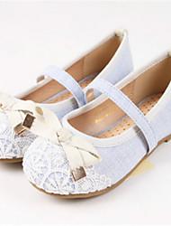 Baby Shoes - Casual - Ballerine - Di corda - Nero / Blu