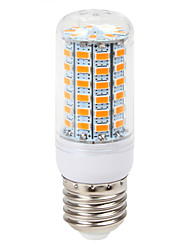 1 pcs e14 / g9 / e26 / e27 6 w 69 smd 5730 500 lm blanc chaud / froid blanc b ampoules de maïs 220-240 / ac 110-130 v