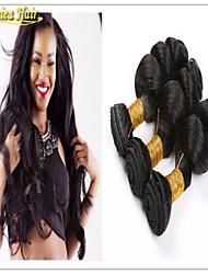 3PCS/Lot Hair Products Peruvian Virgin Hair Bundles Peruvian Virgin Hair Loose Wave, Unprocessed Human Hair Weaves