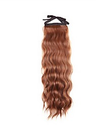Corn Roll Strap Style Ponytail Wig