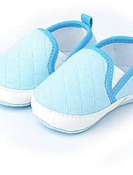 Zapatos de bebé - Sneakers a la Moda - Casual - Tela - Azul / Rosa