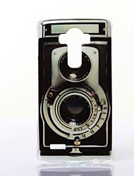 Camera Pattern TPU Soft Case for Multiple LG G3/G3MINI/G4