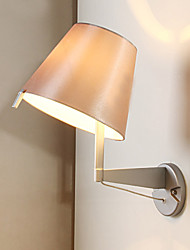 Fabrics Rotatable Wall Lamp