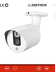 Cotier®Network Bullet IP Camera 720P/960P/1080P/P2P/H.264/ONVIF Camera