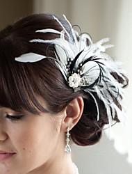En Plumes Accessoires pour cheveux En Plumes Multicolore Perruques Accessoires Pour femme