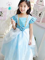 Christmas dresses princess Girls Dresses