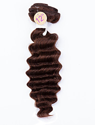 ALL IN ONE DEEP WAVE Human Hair Brazilian Virgin Hair Deep Wave Extensions 7A Grade Weaving