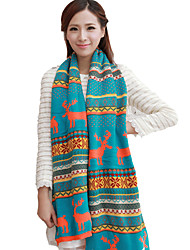 Women's fashion Knitted scarves