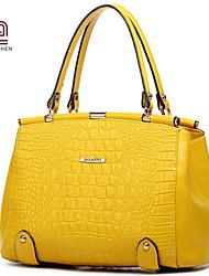 Handcee® Most Popular Woman PU Good Quality Simple Lady Handbag