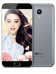 "MEIZU MX2 Note  5.5"" Android 5.0 LTE Smartphone(Dual SIM,WiFi,GPS,Quad Core,2GB+16GB,13MP+5MP,3100Ah Battery)"