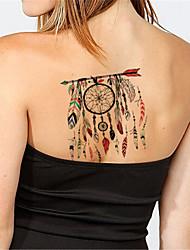 Yimei - Tatuajes Adhesivos - Non Toxic/Waterproof - Otros - Mujer/Hombre/Adulto/Juventud - Multicolor - Papel - 5 - 17*10cm - HM814