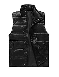 Men's Sleeveless Vest , High quality Acrylic/Polyester Casual/Work/Formal/Sport Pure ,Spring, autumn and winter