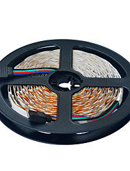 YouOKLight® 10 M 600 3528 SMD Rouge Vert BleuDécoupable / Télécommande / Connectible / Pour Véhicules / Auto-Adhésives / Couleurs