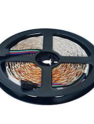 YouOKLight® 10 M 600 3528 SMD RGB Schneidbar / Fernbedienung / Verbindbar / Für Fahrzeuge geeignet / Selbstklebend / Farbwechsel 50 W