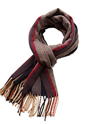Men's Stripe Warm Scarf