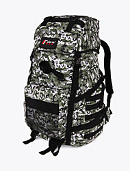 Outdoor Camouflage Military Vigor Wild Ride Sport Utility Camping Backpack Mountaineering Package