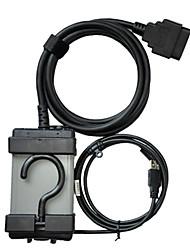 2014d для Volvo сканер высокотехнологичных и легко использовать для плашек Volvo Vida диагностический инструмент