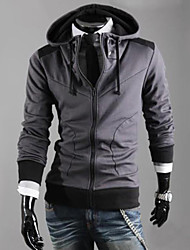 Men's Casual/Work/Formal Long Sleeve Jacket