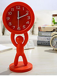 Cartoon Small Alarm Clock