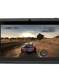 7 pulgadas Android 4.4 Tableta (Quad Core 1024*600 512MB + 8GB)