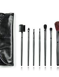 7Pcs Makeup Brushes Professional Cosmetic Make Up Brush Set