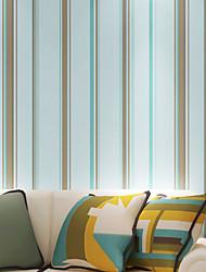 novo papel de parede do arco-íris ™ fresco stripe papel de parede art deco revestimento de parede, art deco papel não-tecido