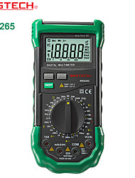 Mastech-ms8265-20000 - Digital Multimeter - Capacitance Test - Test - Anti Misplugging Alarm Frequency