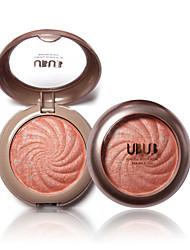 1 normale / miroitement / blush poudre minérale sèche