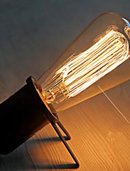 40w e27 Edison rétro lumière ST64 de l'ampoule (220-240V)