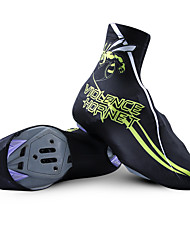 Shoe Covers/Overshoes Bike Breathable Thermal / Warm Quick Dry Reduces Chafing Lightweight Materials Anti-skidding/Non-Skid/Antiskid