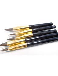 1 - Pinceau à lèvres - Pinceau en Fibres Synthétiques - Petit Pinceau